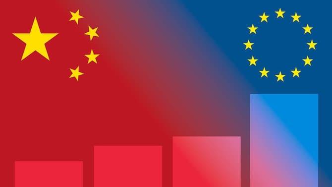 2016年中国对欧直接投资远超欧盟对华直.