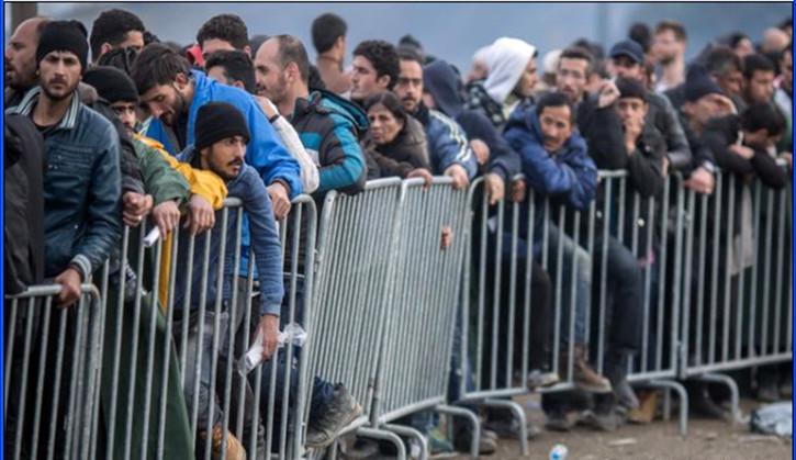 欧洲拟彻底堵死难民逃亡路线